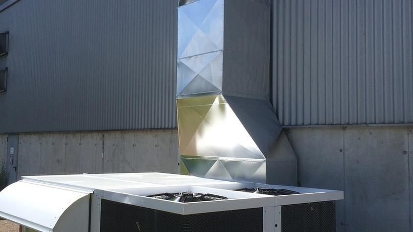 Rénovation système ventilation
